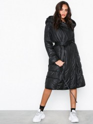 Vero Moda Vmtrend Long Jacket Dunjakker Sort
