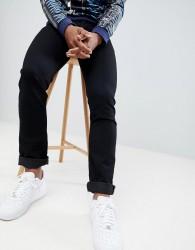Versace Jeans skinny jeans in black - Black