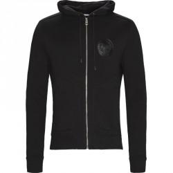 VERSACE Regular fit V800698A VJ00358 Sweatshirts Black