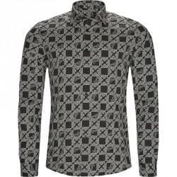 VERSACE skjorte Black