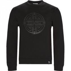 VERSACE sweatshirt Black