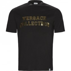 VERSACE T-shirt Black