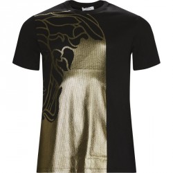 VERSACE T-shirt Black