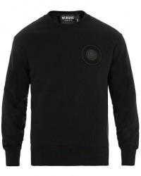 Versus Versace Chest Logo Sweatshirt Black men XL