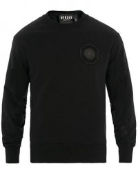 Versus Versace Chest Logo Sweatshirt Black men XXL