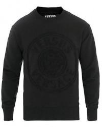 Versus Versace Logo Sweatshirt Black men XS