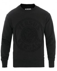 Versus Versace Logo Sweatshirt Black men XXL