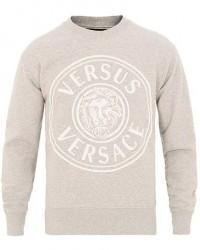 Versus Versace Logo Sweatshirt Grey men S