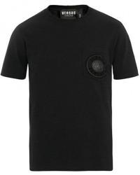 Versus Versace Pocket Logo Tee Black men M