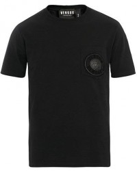 Versus Versace Pocket Logo Tee Black men XXL