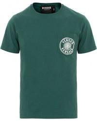 Versus Versace Pocket Logo Tee Dark Green men XXL
