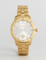 Versus Versace S2803 South Horizons Bracelet Watch In Gold - Gold