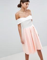 Vesper 2-In-1 Skater Dress - Multi