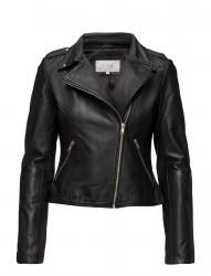 Viellas Leather Jacket/2