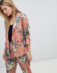 Vila floral suit jacket - Multi