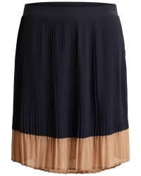 Vila Mable skirt (MØRKEBLÅ, LARGE)