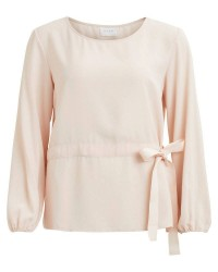 Vila Sarina L/S Top 14044817 (Rosa, MEDIUM)
