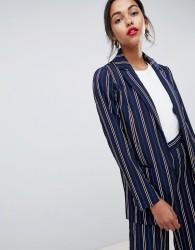 Vila stripe suit blazer - Multi