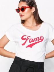 Vila Vidreamers Pure T-Shirt-Lux T-shirt Snow White
