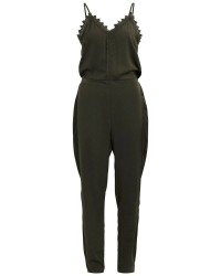 Vila Vilanly jumpsuit (OLIVEN, SMALL)