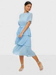 Vila Vimarian S/S Layered Dress/Nly Skater kjoler