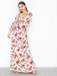 Vila Vimitty L/S Maxi Dress/Za Maxikjoler