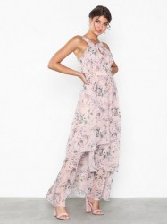 Vila Vinola S/L Maxi Layer Dress/Za Maxikjoler