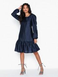 Vila Virichter L/S Flounce Dress /Rx Skater kjoler