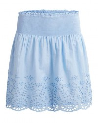 Vila Visimma skirt (LYSEBLÅ, MEDIUM)