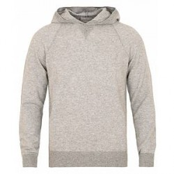 Vince Birdseye Hoodie Grey Heather