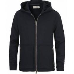 Vince Zip Wool Jacket Coastal Blue