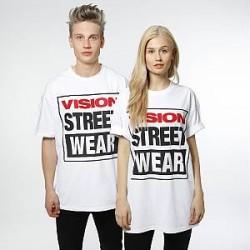 Vision Street Wear T-shirt - Vision Logo