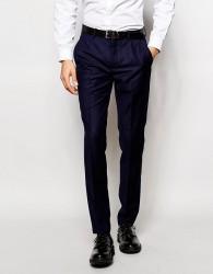Vito Super Skinny Suit Trousers - Blue
