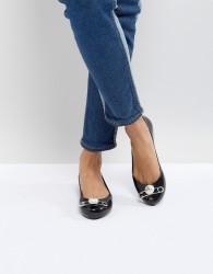 Vivienne Westwood For Melissa Black Ultragirl Pin Black Shoes - Black