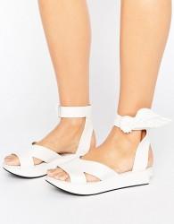 Vivienne Westwood For Melissa Rocking Horse Sandals - White