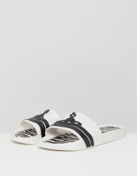 Vivienne Westwood For Melissa Sliders In White - White