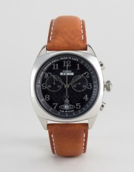 Vivienne Westwood Leather Watch In Tan VV176BKTN - Tan