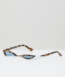 Vogue Eyewear Cat Eye Sunglasses by Gigi Hadid in Tort - Brown