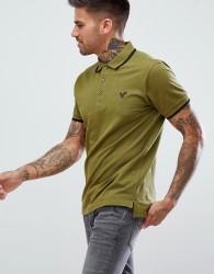 Voi Jeans Basic Polo Shirt - Navy