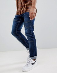 Voi Jeans Deconstructed Jeans in Indigo - Blue