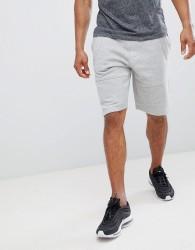 Voi Jeans Drawstring Shorts - Grey