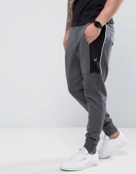 Voi Jeans Marsden Tracksuit Joggers - Black