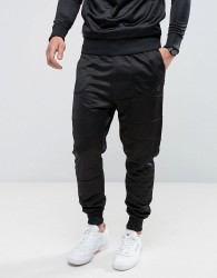 Voi Jeans Profile Slim Fit Joggers - Black