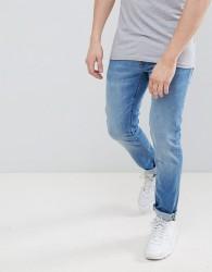 Voi Jeans Skinny Fit Jeans in Light Blue - Blue