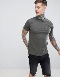 Voi Jeans Swirl Logo T-Shirt - White