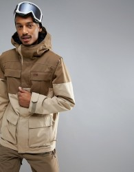 Volcom Alternate Insulated Coat - Brown