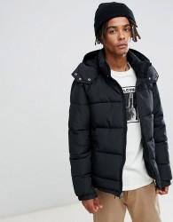 Volcom artic loon jacket in black - Black