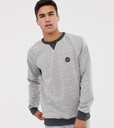 Volcom fleece in grey - Grey