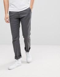 Volcom Frickin Chinos In Grey - Grey