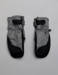 Volcom Snow Gortex Mitt Gloves - Grey